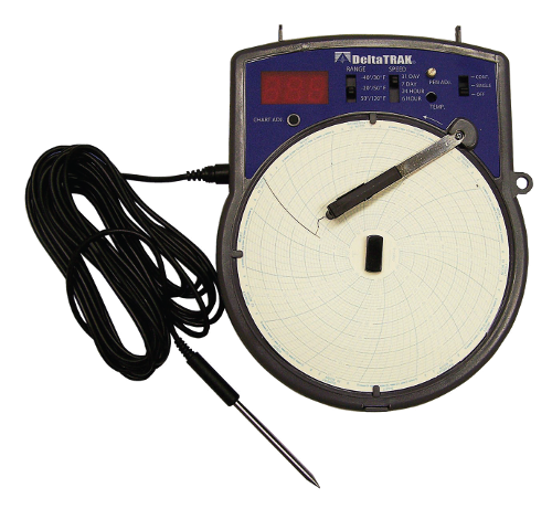 deltatrak-circular-electronic-chart-recorder
